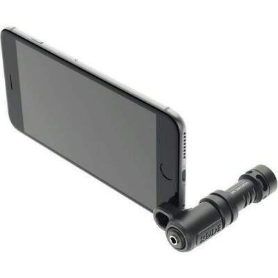 Microfone Direcional Rode VideoMic Me para SmartPhones Apple iPhone e iPad