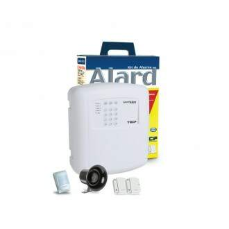 CENTRAL DE ALARME - KIT ALARD MAX 1 + KEY - F109270  -  ECP