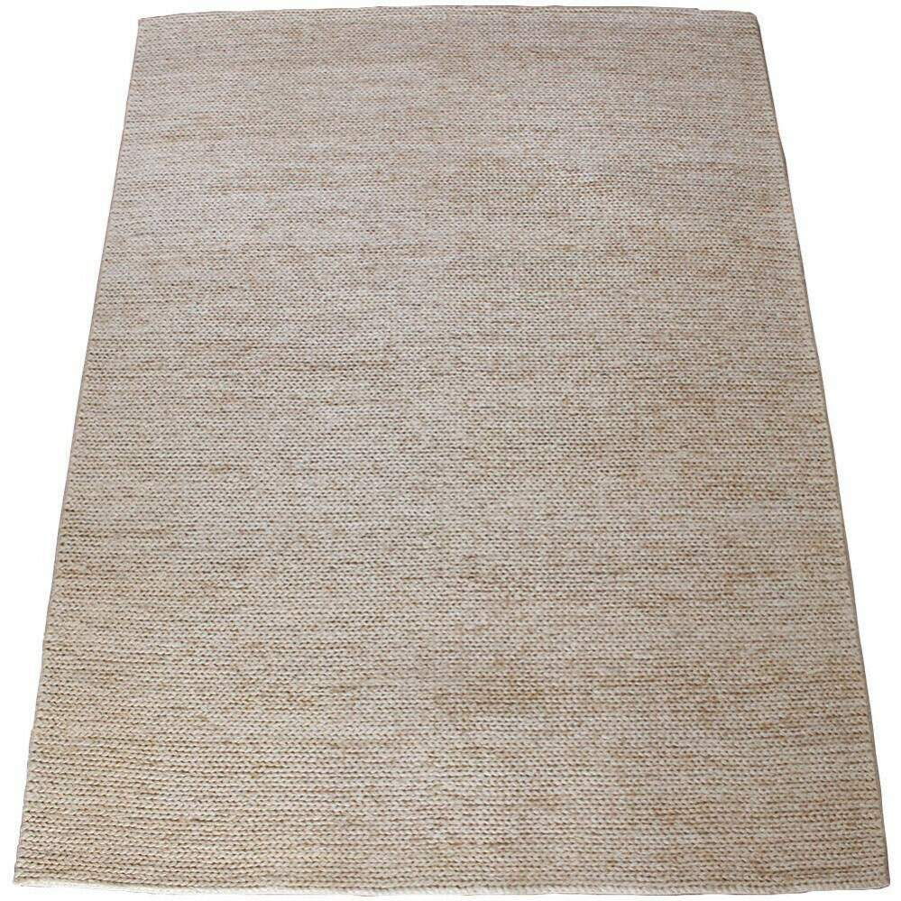 Tapete Indiano Sisal Natural Feito a Mão 2,00 x 2,50m