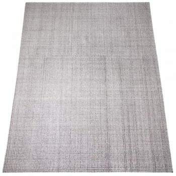 Tapete Indiano Tear Artesanal Bouclê Extra Conforto Bege 2,50 x 3,00m