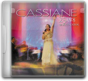 cd cassiane 25 anos ao vivo