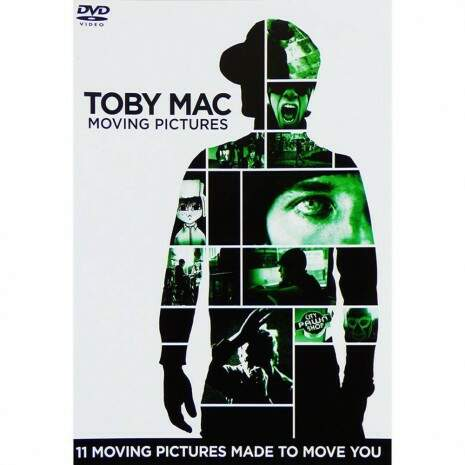 DVD Moving Pictures - Toby Mac