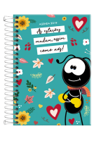 Agenda Turma do Smilinguido 2019 - Grande Capa Smilinguido