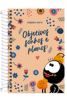 Agenda Turma do Smilinguido 2019 - Pequena Capa Faniquita