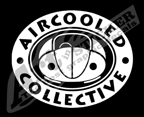 Adesivo Air cooled collective