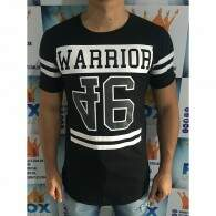 Camiseta Radical Trip Warrior 94 Preta