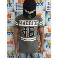 Camiseta Radical Trip Warrior 94 Cinza