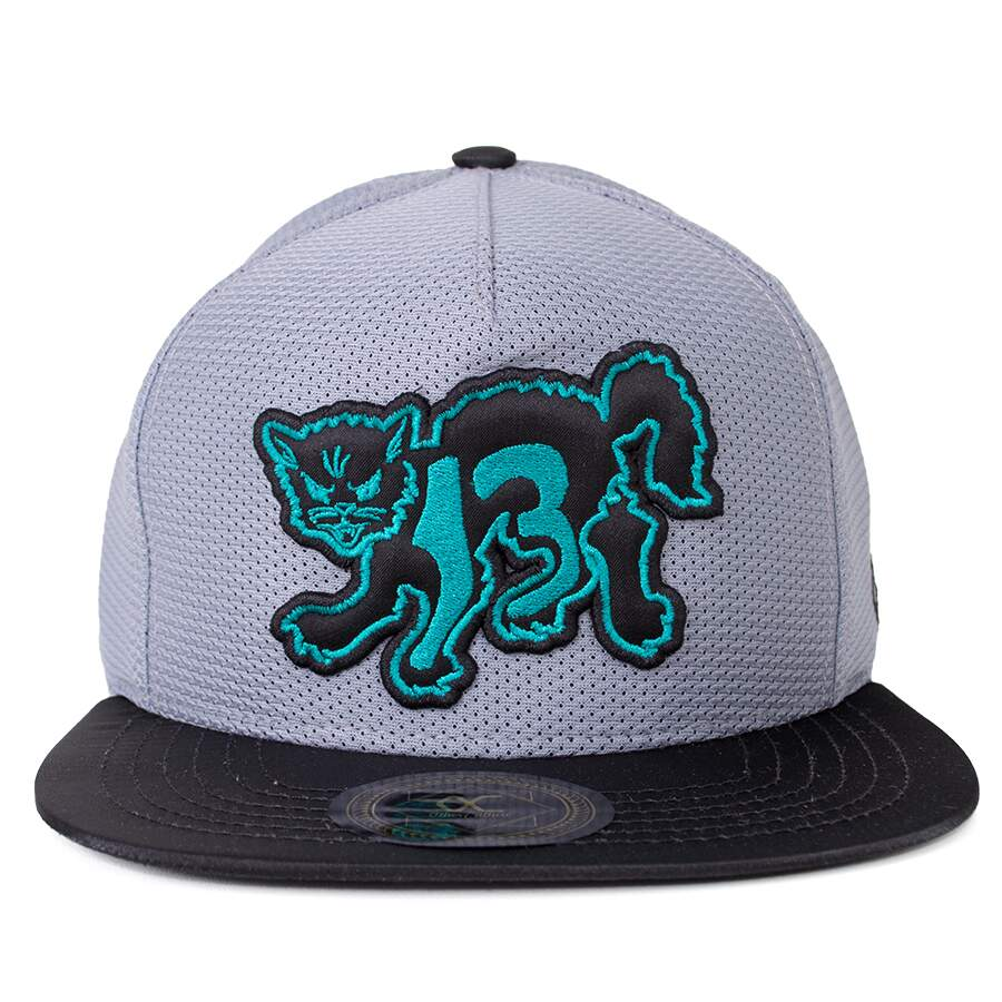 Boné Other Culture Snapback Treze Cinza