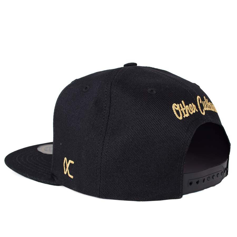 Boné Other Culture Snapback Amém Preto
