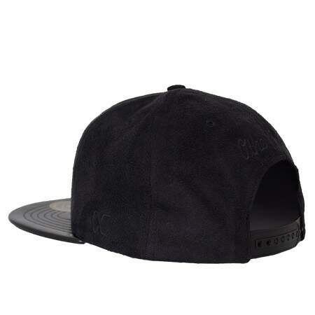 Boné Other Culture Snapback Finger Preto
