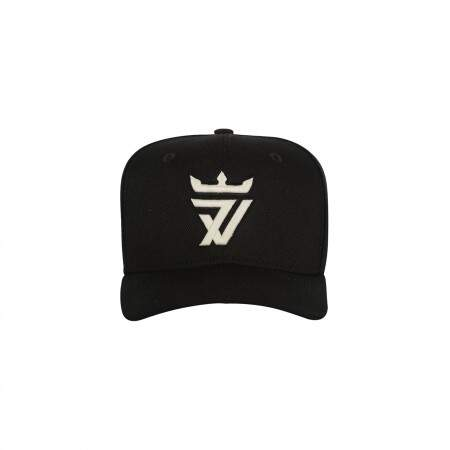 Boné Seven Brand Snapback Glow In The Dark Preto