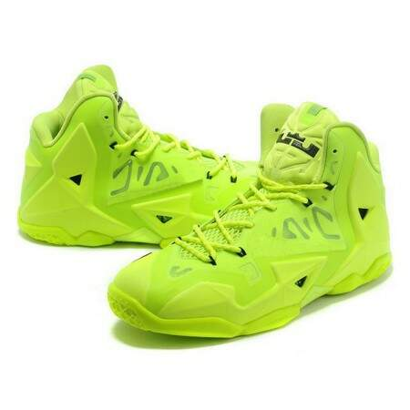 Tênis Nike LeBron James XI Green