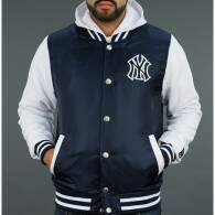 Jaqueta MLB College Varsity New York Yankees Blue