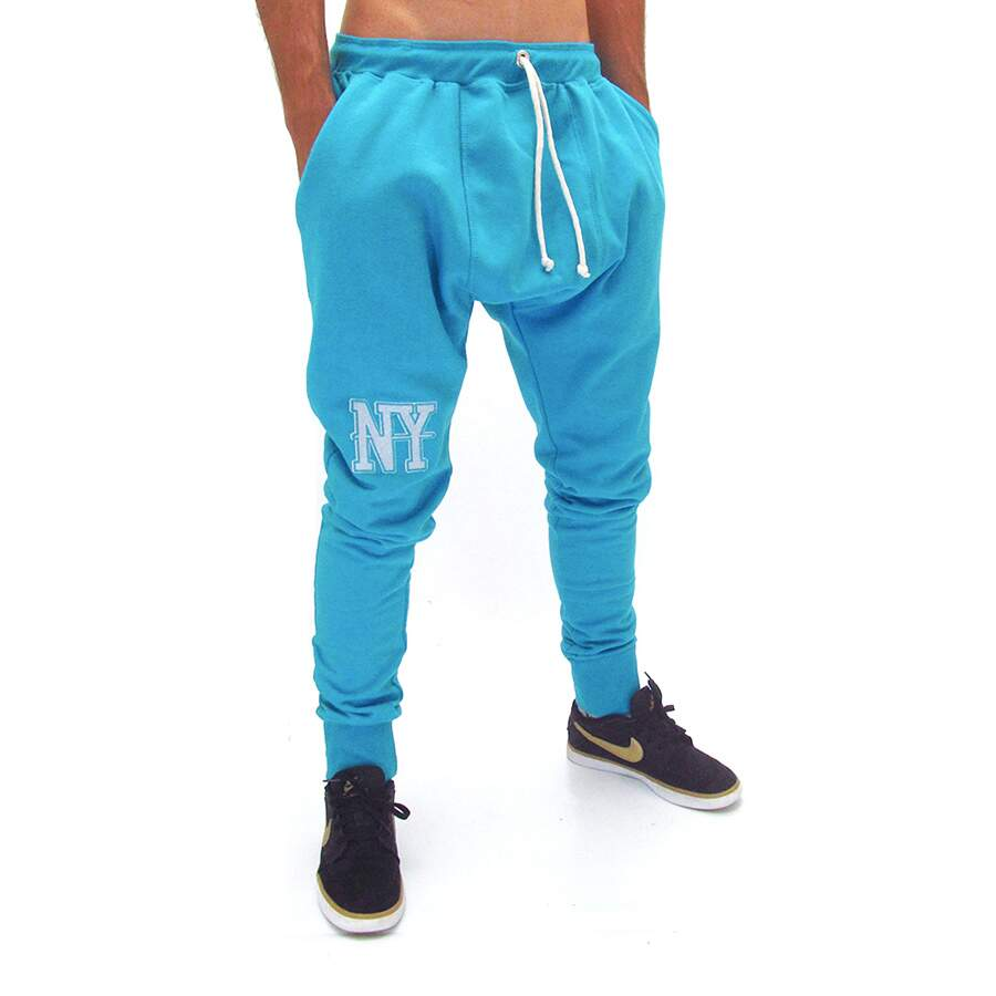 Calça Casual Swag The Kings NY Light Blue