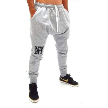 Calça Casual Swag The Kings NY Gray