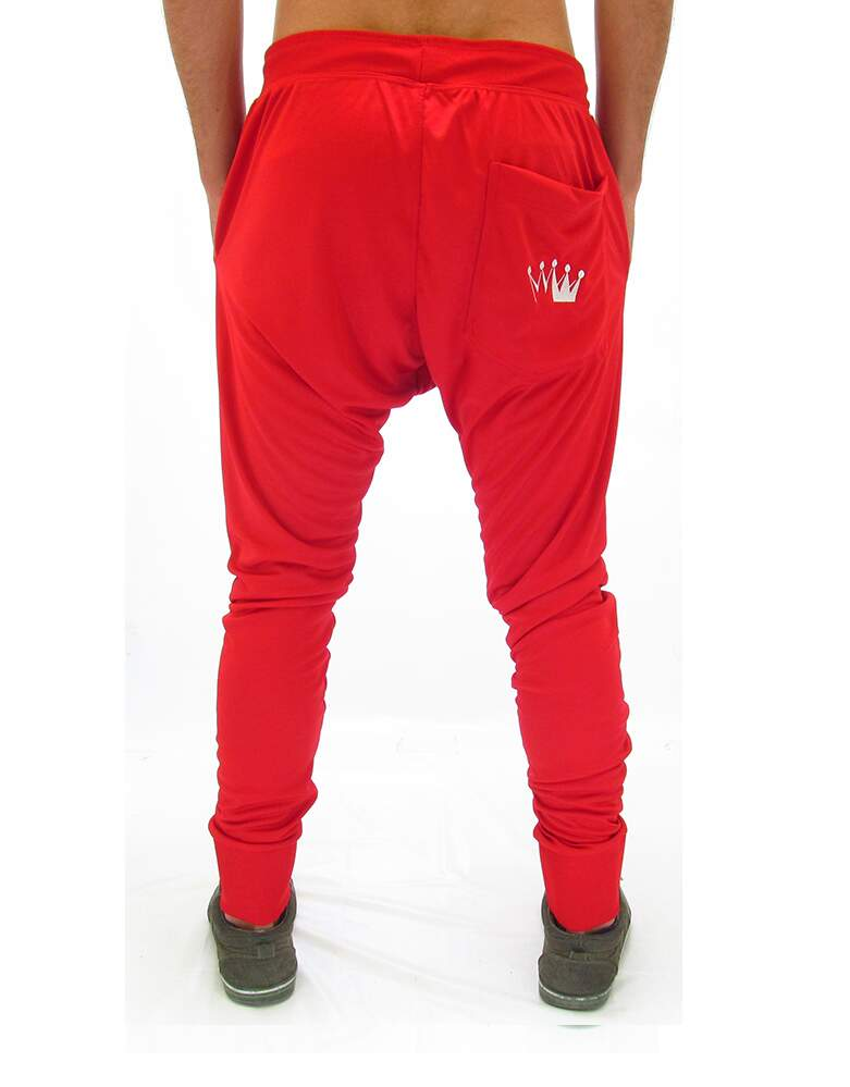 Calça Casual Swag The Kings NY Red