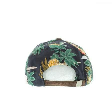 Boné American Needle Strapback Chicago Blackhawks Floral