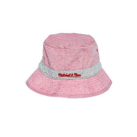 Bucket Mitchell and Ness Chicago Bulls Pink