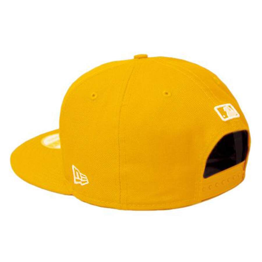 Boné New Era 9FIFTY Snapback New York Yankees Yellow