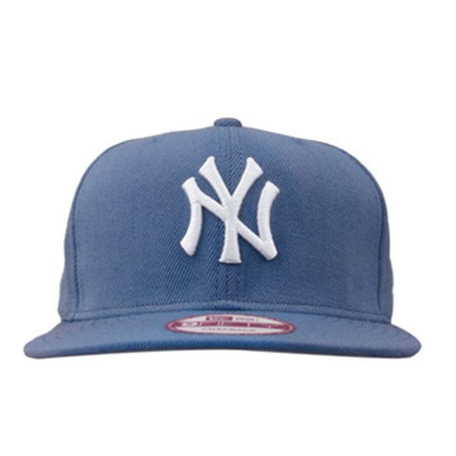 Boné New Era 9FIFTY Snapback New York Yankees Azul Celeste
