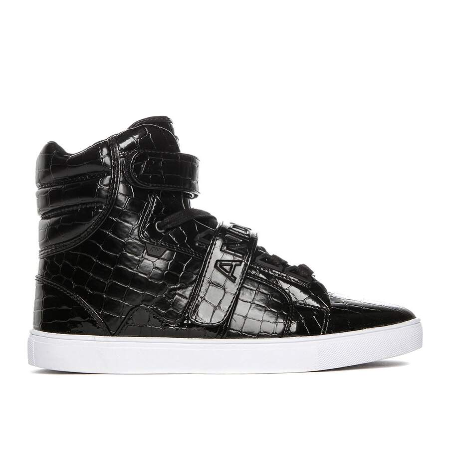 Tênis Android Homme Couro Black