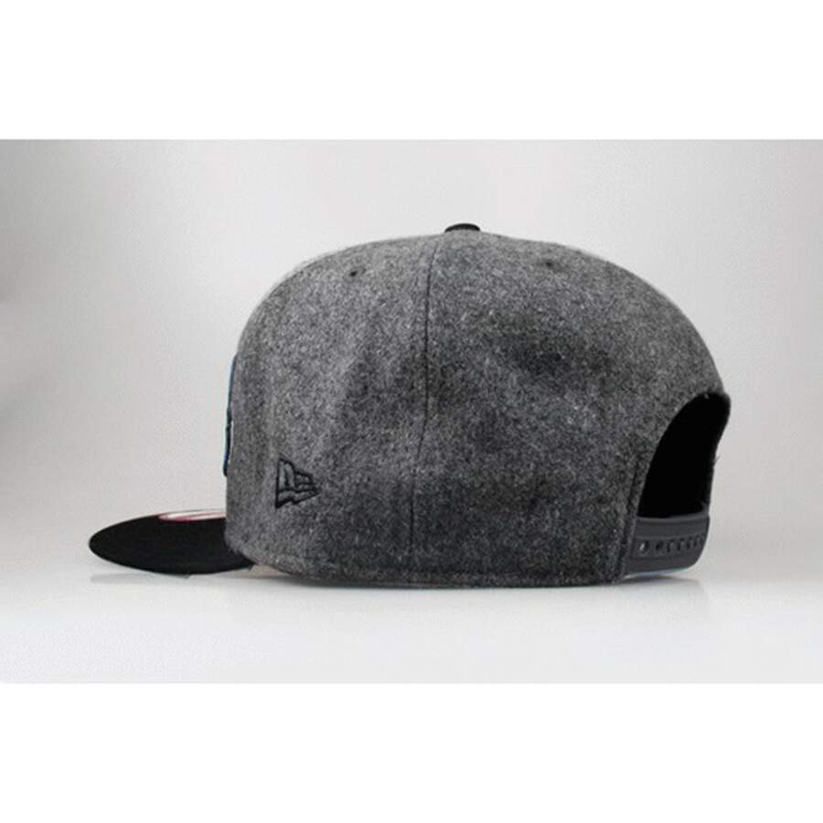Boné New Era 9FIFTY Snapback New York Yankees Flannel Gray/Navy