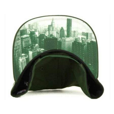 Boné New Era 9FIFTY Snapback New York Jets Green
