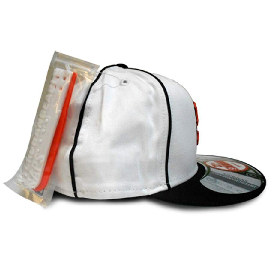 Boné New Era 9FIFTY Snapback San Francisco Giants Interchangeable White/Black/Orange