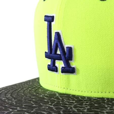 Boné New Era 9FIFTY Snapback Los Angeles Dodgers Verde/Azul