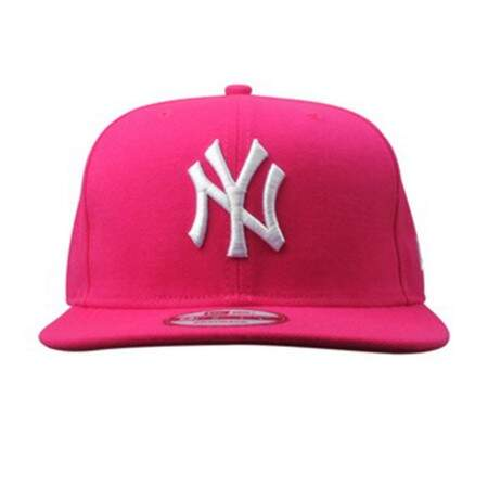 Boné New Era 9FIFTY Snapback New York Yankees Pink
