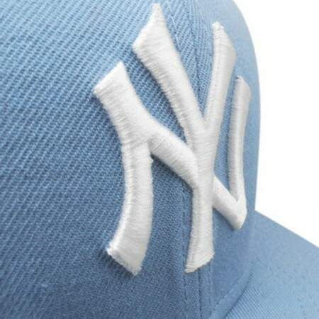 Boné New Era 9FIFTY Snapback New York Yankees Azul Bebê