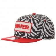 Boné Starter Black Label Snapback Animal 02 Zebra