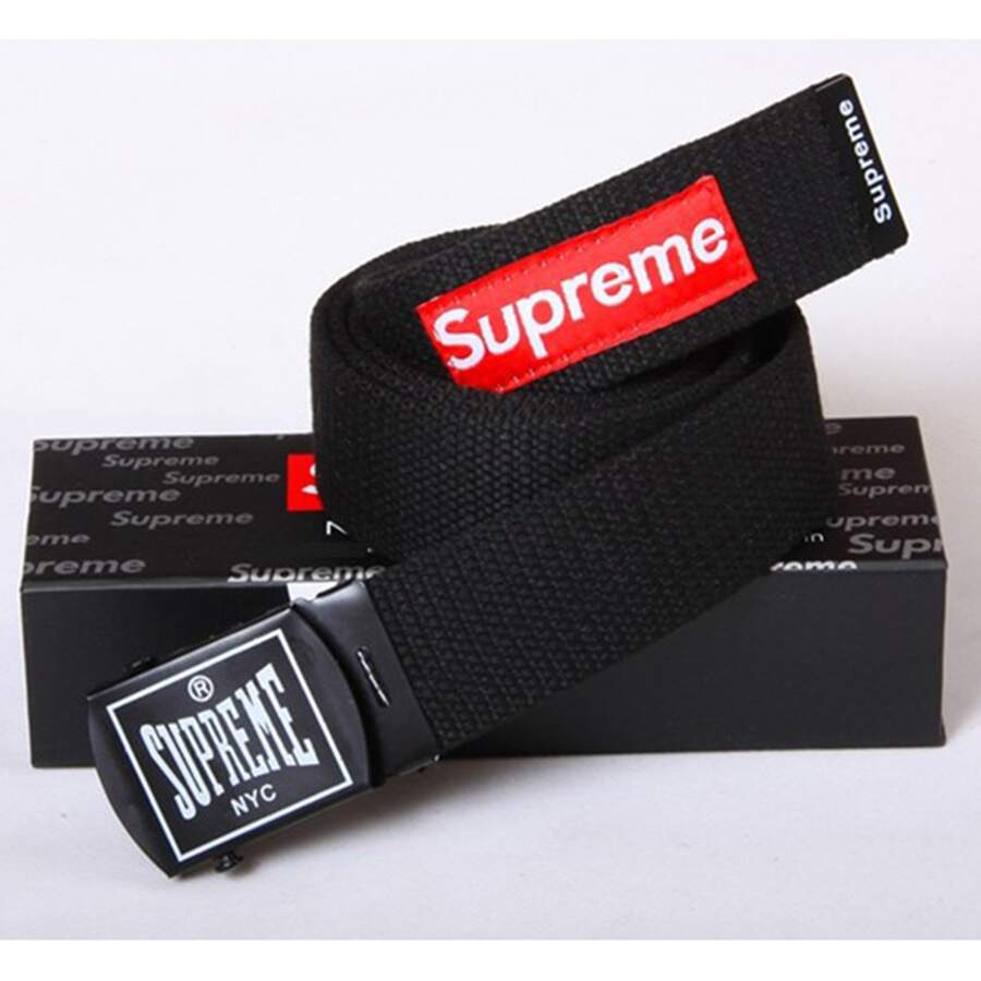 Cinto Supreme Black