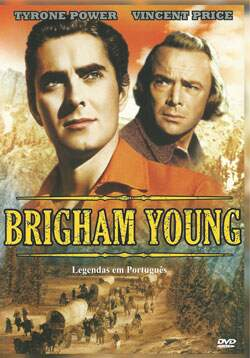 DVD Brigham Young