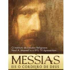 DVD Messias - Eis o Cordeiro de Deus