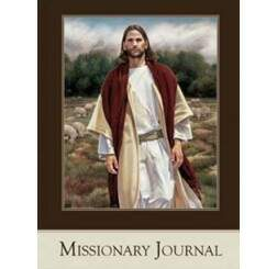 Diário Missionary Journal Seeking The One