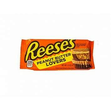 CHOCOLATE REESE´S PEANUT BUTTER LOVERS