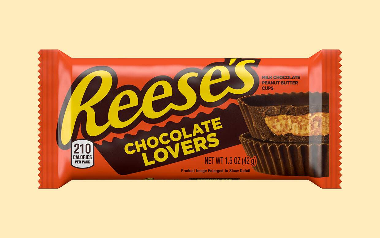 CHOCOLATE REESE´S CHOCOLATE LOVERS