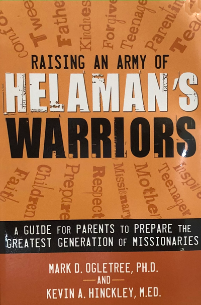 Livro Raising an Army of Helamans Warriors