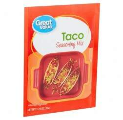 Taco Seasoning Mix Taco Bell