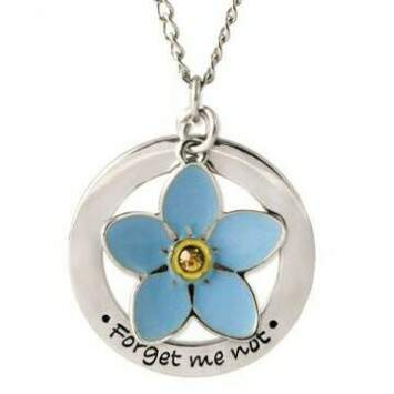 Colar Forget me Not