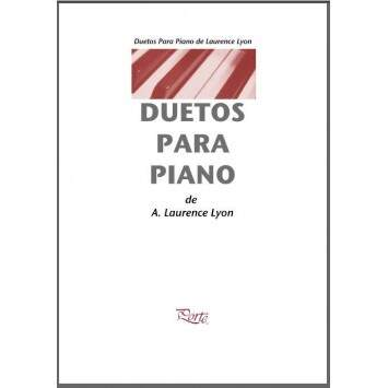 Álbum de Partituras Duetos Para Piano