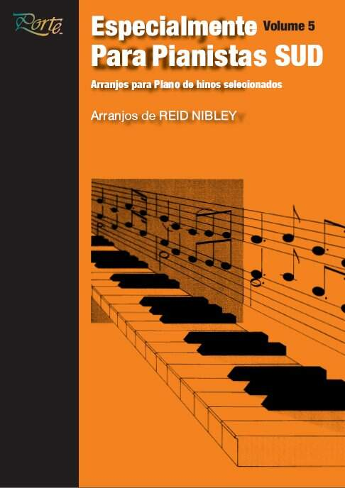 Álbum de Partituras Especialmente Para Pianistas Vol. 5