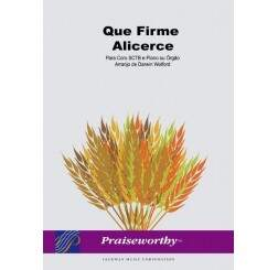 Partitura Que Firme Alicerce