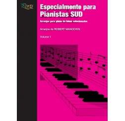 Álbum de Partituras Especialmente Para Pianistas Vol. 1