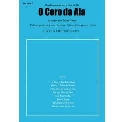 Partituras O Coro da Ala vol 7