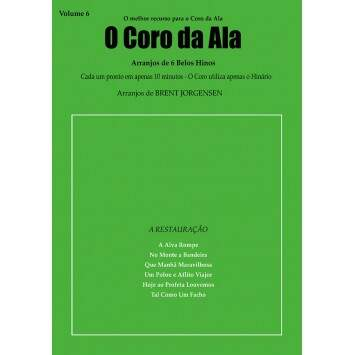 Partituras O Coro da Ala vol 6