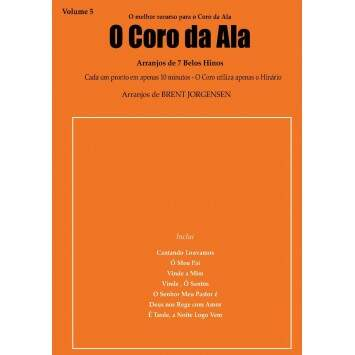 Partituras O Coro da Ala vol 5