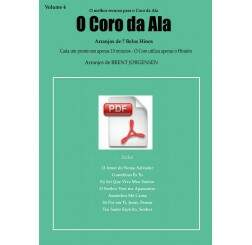 Partituras O Coro da Ala vol 4