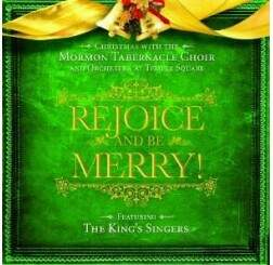 CD Rejoice and Be Merry